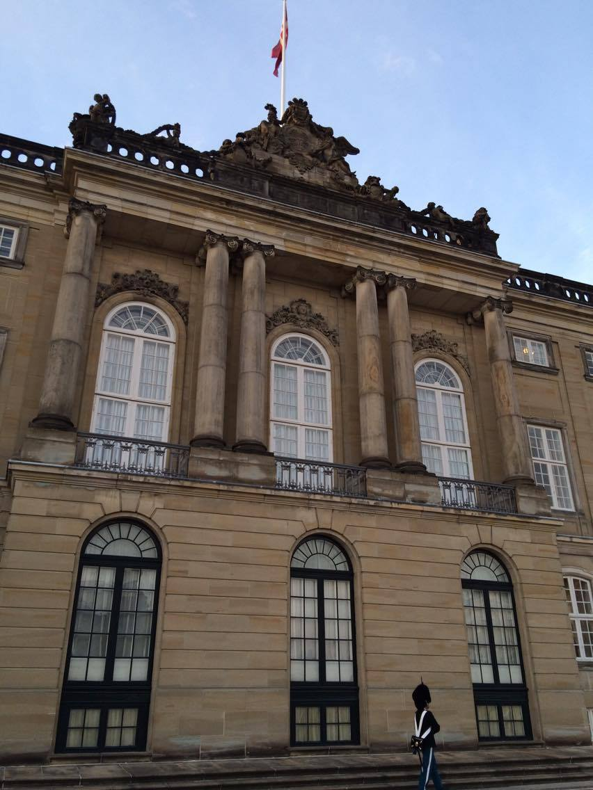 Top Things to do in Copenhagen, Denmark - Amalienborg Palace