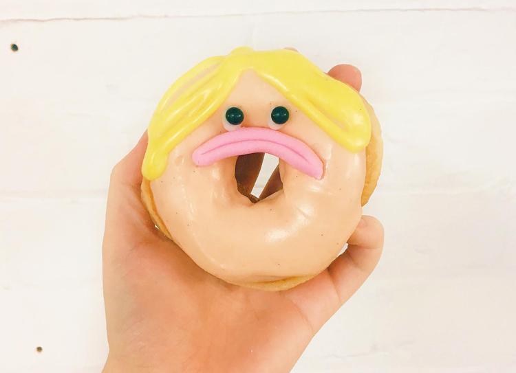 trump-donut
