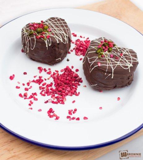 Brownie Sweet Hearts (photo from BadBrownie.co.uk)