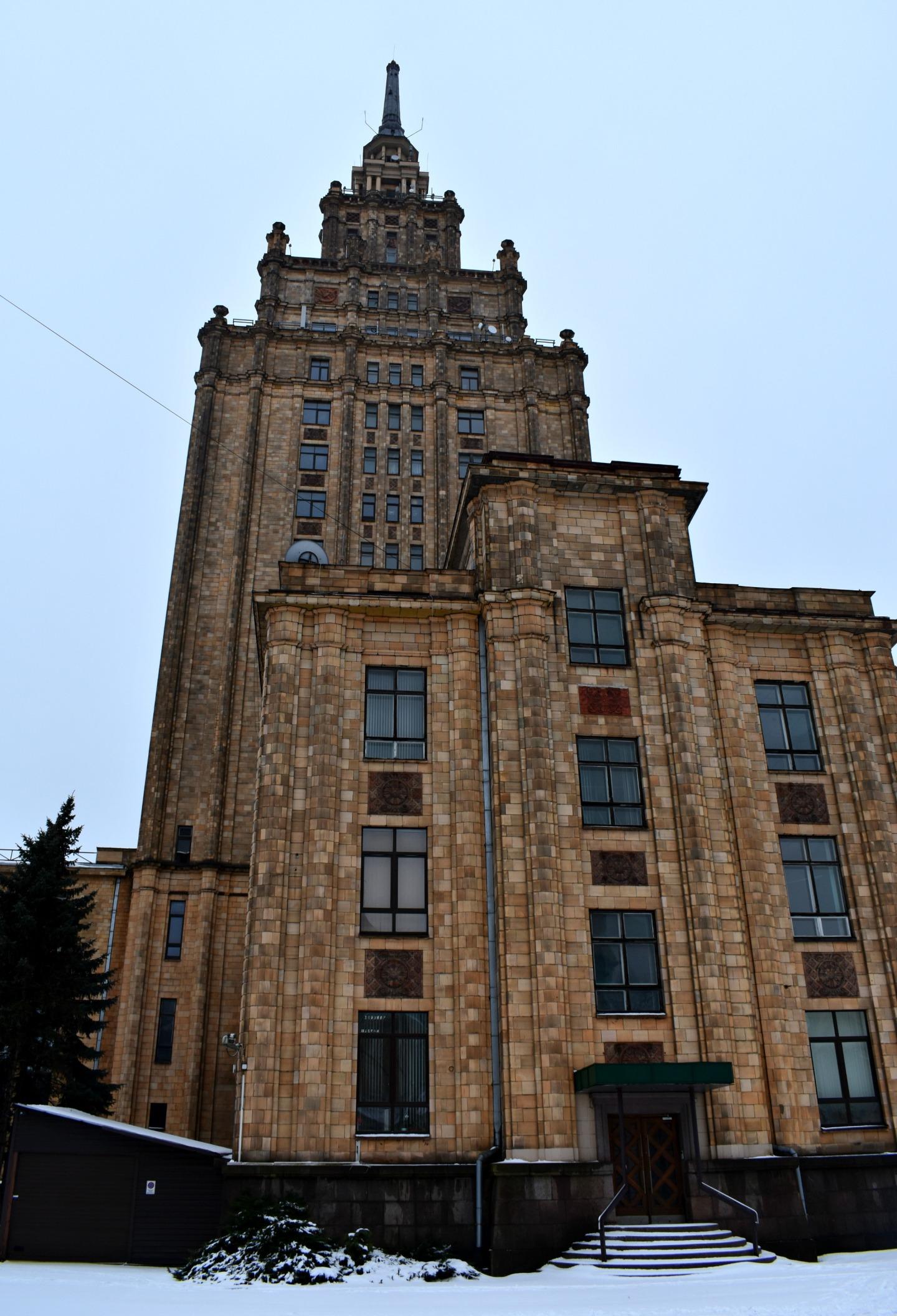 Academy of Sciences, Riga, Latvia