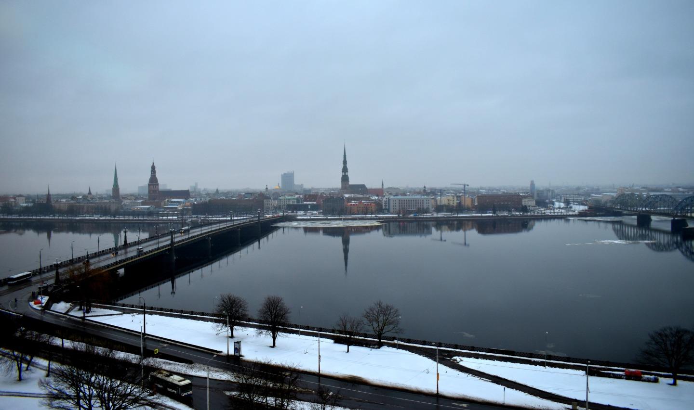 Skyline, Riga, Latvia